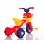 BBH 2016 Premium Tricycle With Light And Foldable (Red)