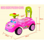BBH Baby Q06-1 Big Size Activity PIPI Sound Ride on Car