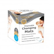 image of Motherfeels Disposable Changing Mat 10 packs/box