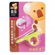 image of Hito Infant Nail Scissors,1pcs