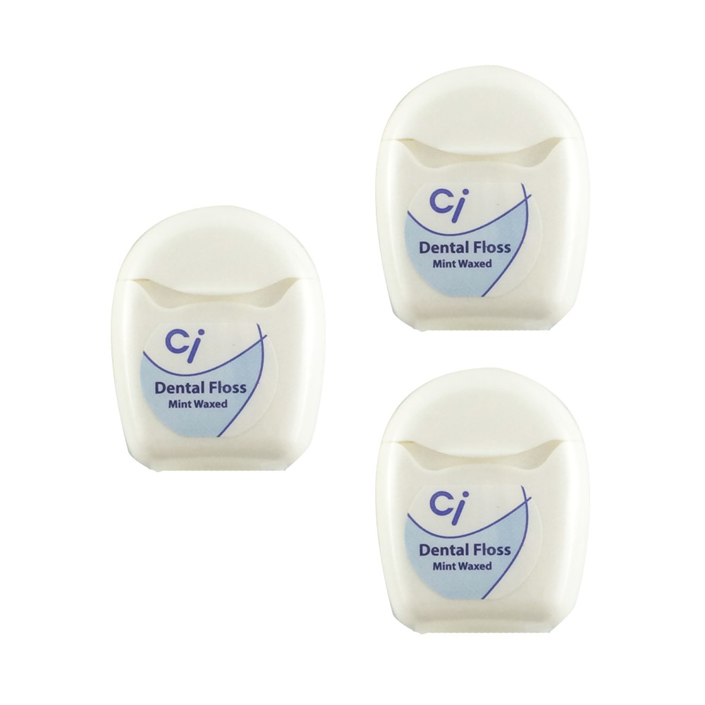 CI Floss Mini, Waxed Mint (1pc)