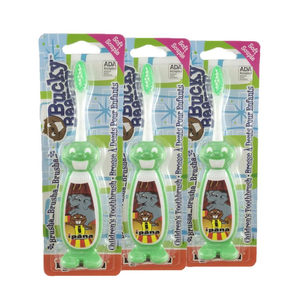Maxill Bucky Beaver Toothbrush