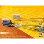 Ci Pro Ag+ AntiBacterial Toothbrush 1pc