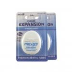Maxill Expansion Floss, Winter Mint, 2pcs / bundle