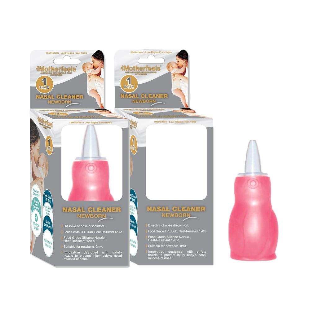 Motherfeels Nose Cleaner Newborn 2 packs