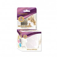 image of Motherfeels Silicone Nipple Shield 2 packs