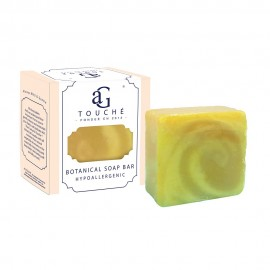image of AG Touché Botanical Baby Soap Bar Hypoallergenic Lemongrass (80g) 1pc