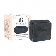 image of AG Touché Botanical Baby Soap Bar Hypoallegenic Bamboo Charcoal 80g 1pc