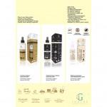 AG Touché Natural Deodorizer - Tea Flavour 250ml (1 bottle)