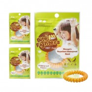image of Bite Fighter_Organic Mosquito Repellent Band, 3pcs/bundle