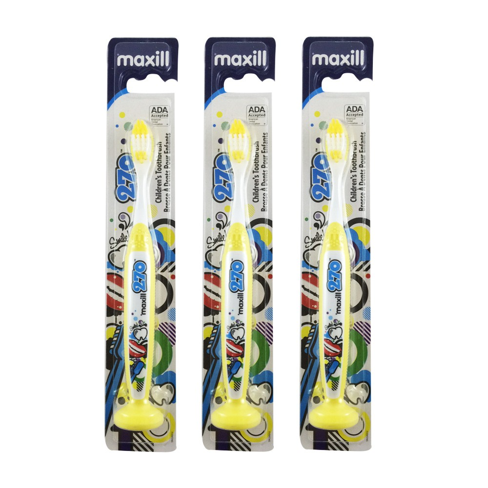 Maxill 270 Children Toothbrush