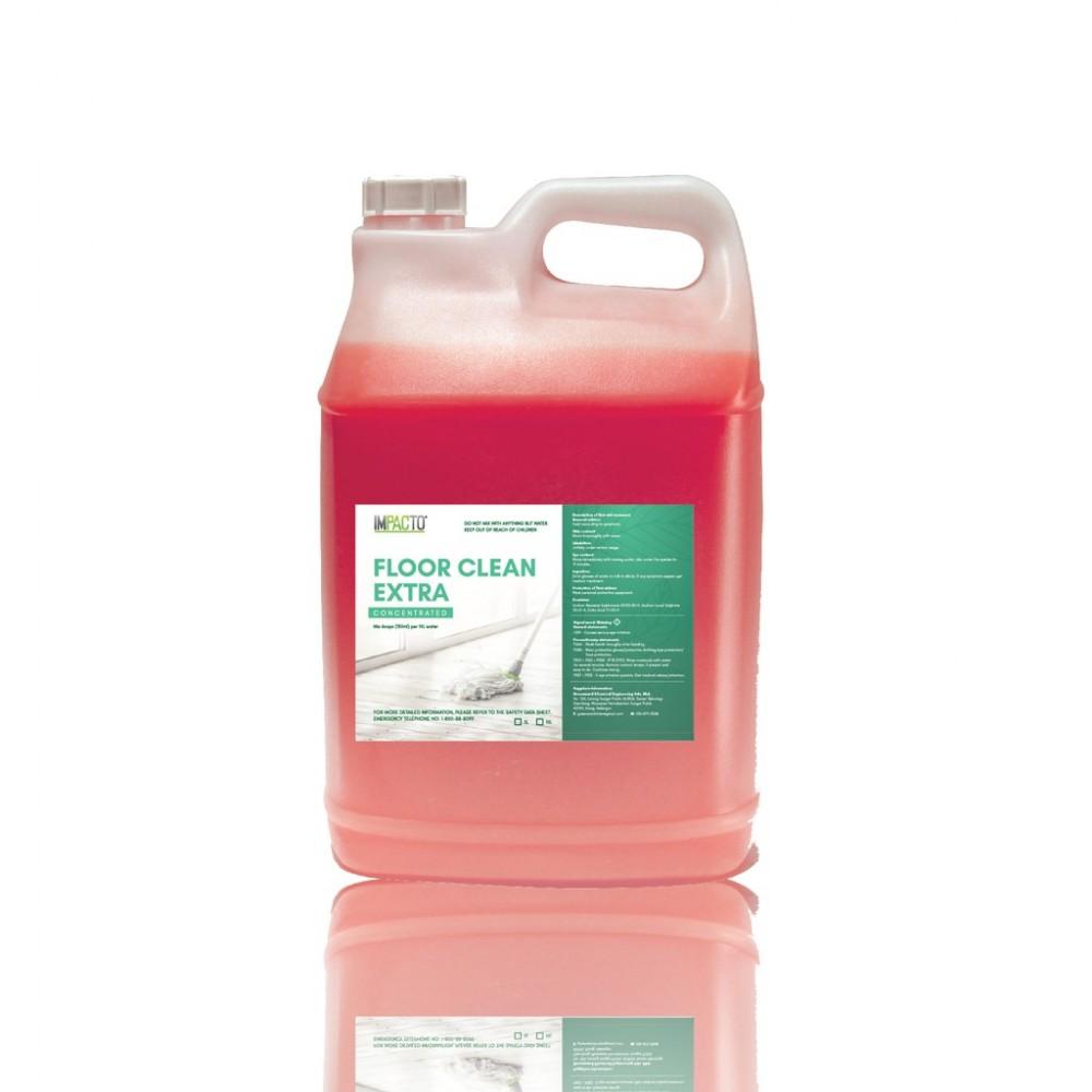 IMPACTO Extra Floor Cleaner ( 5 Litre )