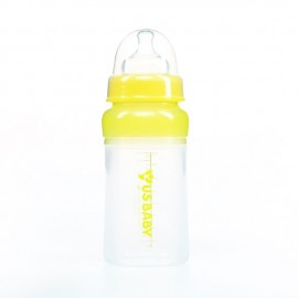 image of US Baby Silismart Anti-Colic Bottles (S) or (L)