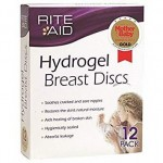 Rite Aid Hydrogel Breast Disc 12's