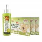 Hito Natural Herbal Mosquito Repellent Spray and patch
