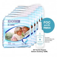 image of IDORE Premium Adult Diaper L ( 6 Packs )