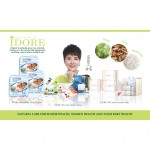 IDORE Premium Adult Diaper L ( 6 Packs )