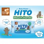 Hito Chlorine Free Diapers & Wipes Bundle D_L size