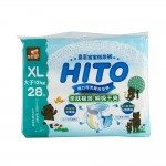 Hito Chlorine Free Diapers & Wipes Bundle D_XL size