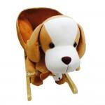 Woodalion Parents Beagle Infant Rocker