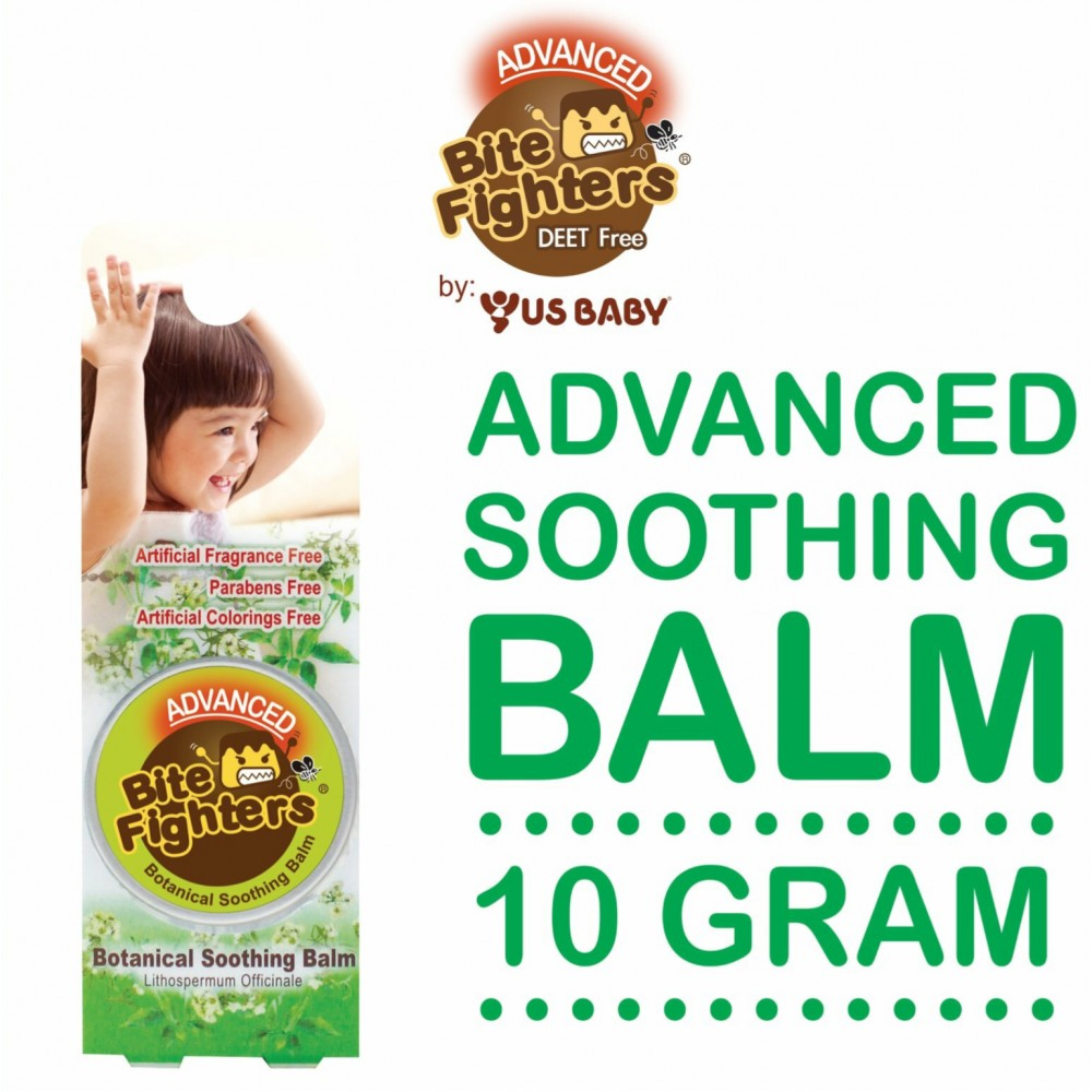 Bite Fighters Advanced Organic Soothing Balm 15g