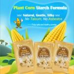Hito Cornstach Baby Powder Refill Pack 70g