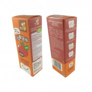 image of Hito Children's toothpaste with xylitol_Apple Flavor (1pcs)