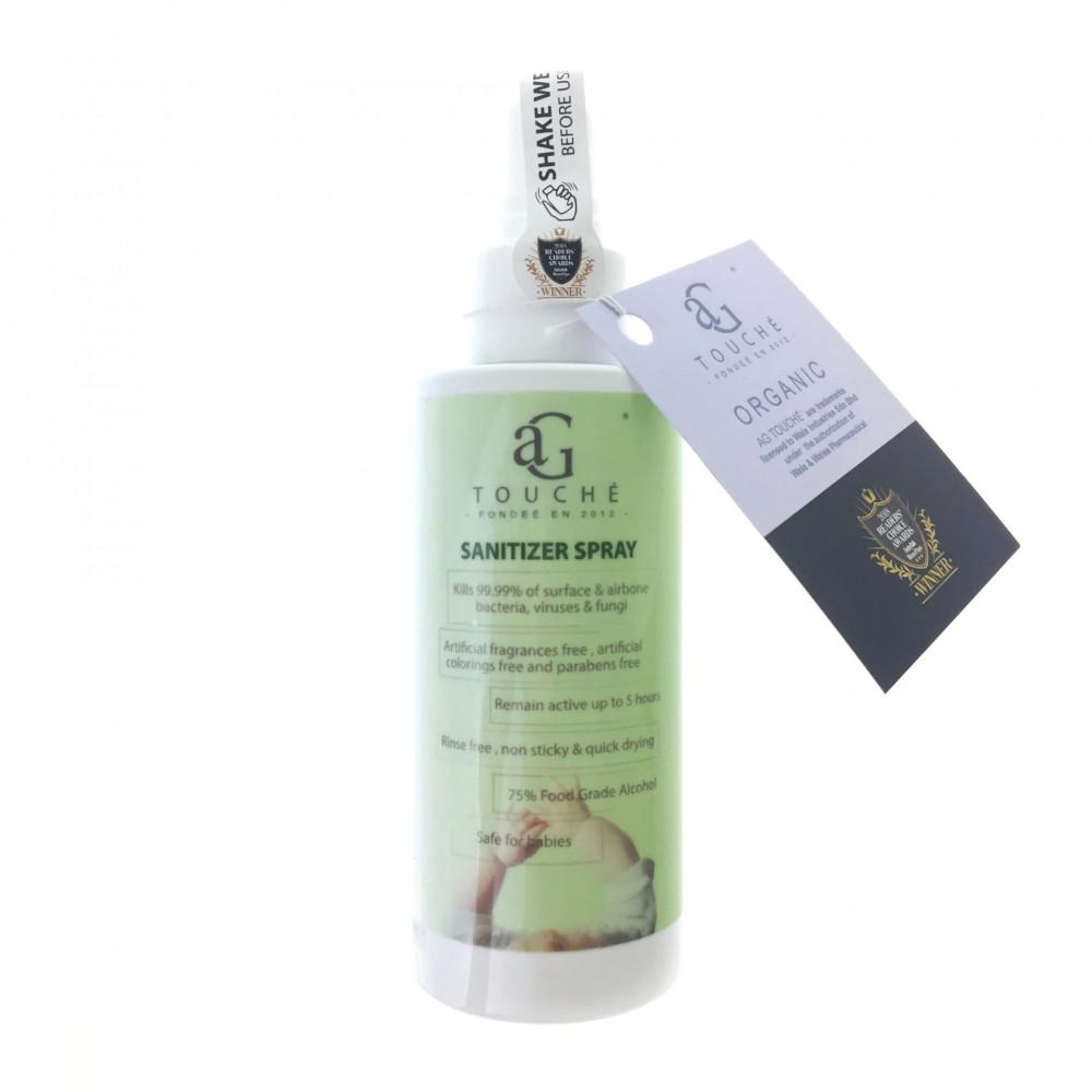 AG Touché Hand Sanitizer Spray 120ml (1 bottle)
