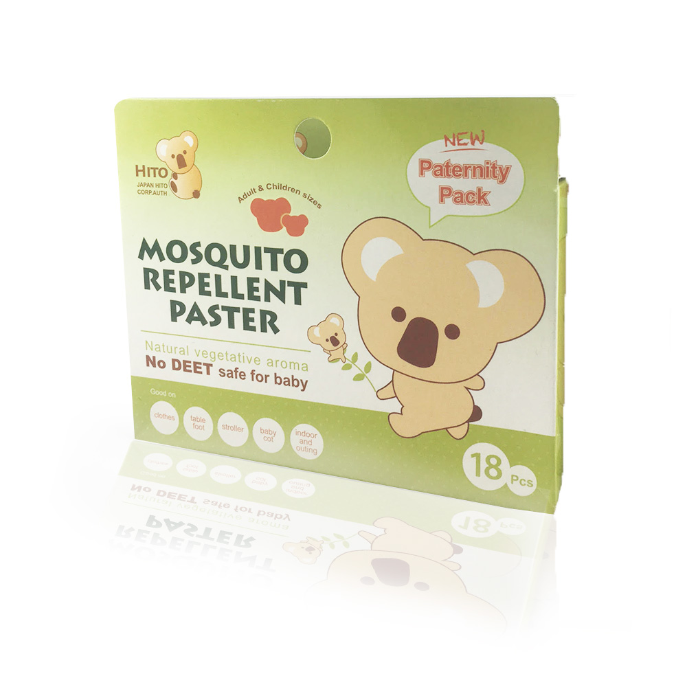 Hito Botanical Mosquito Paternity Pack (1 Box x 18's)