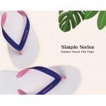 Hotmarzz Women Summer Designer Fashion Flip Flops / Sandals / Slippers (White)