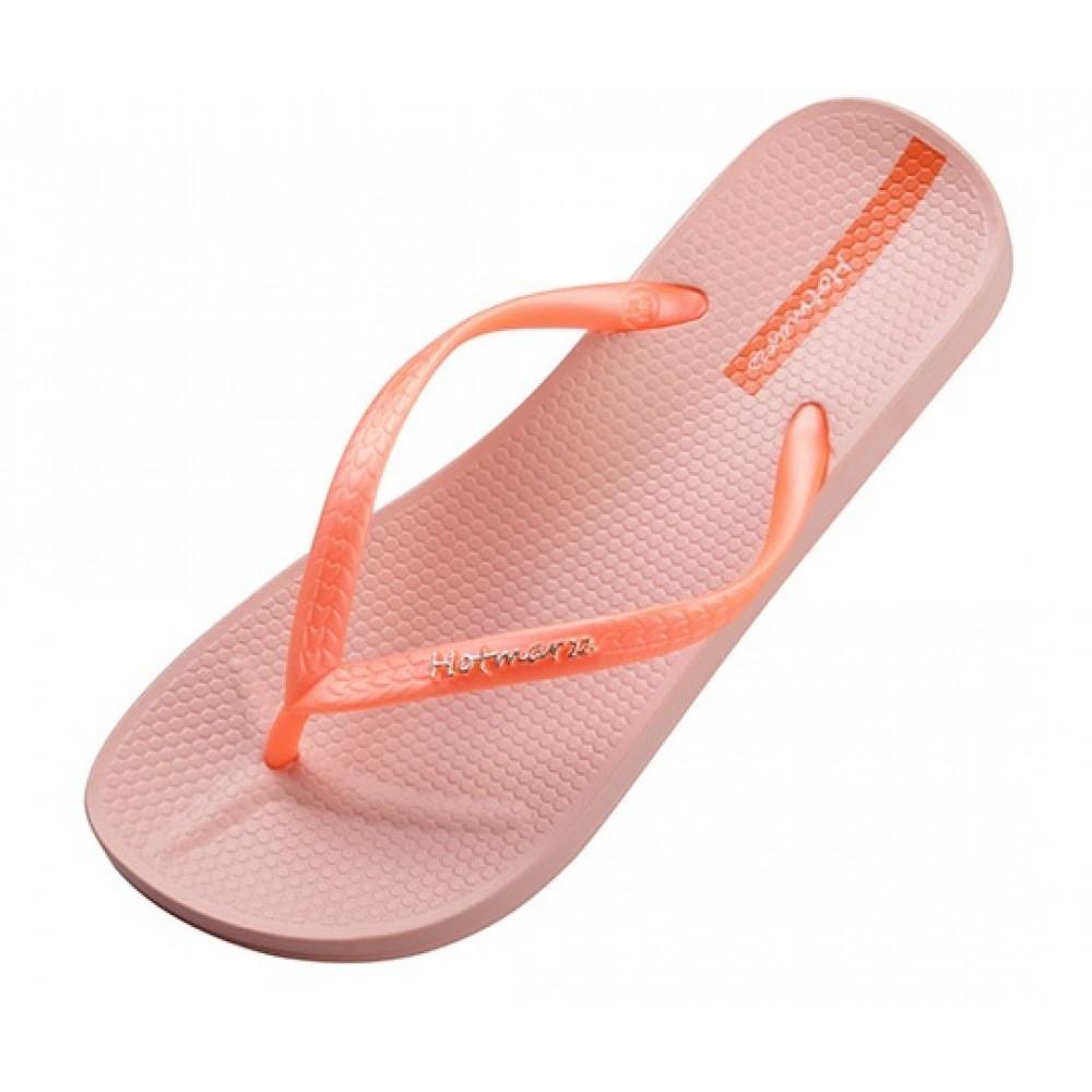 Hotmarzz Women Summer Designer Flip Flops / Sandals (Watermelon Red)