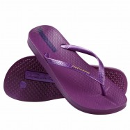 image of Hotmarzz Women Summer Designer Flip Flops / Sandals (Purple)