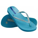 Hotmarzz Women Summer Designer Flip Flops / Sandals (Sky Blue)