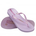 Hotmarzz Women Fashion Beach  Slim Flip Flops / Sandals (Light Purple)