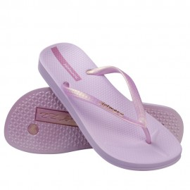 image of Hotmarzz Women Fashion Beach  Slim Flip Flops / Sandals (Light Purple)