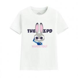 image of Lativ: 迪士尼系列印花T恤-66-童