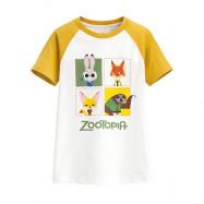 image of Lativ : 迪士尼系列印花T恤-77-童