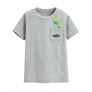 image of Lativ: 皮克斯系列口袋印花T恤-03-童