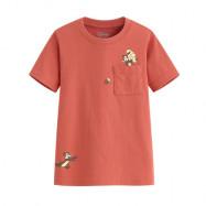 image of Lativ : 迪士尼系列口袋印花T恤-29-童