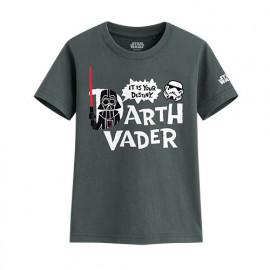 image of Lativ : STAR WARS系列印花T恤-14-童