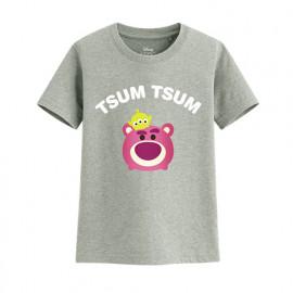 image of Lativ : Tsum Tsum系列印花T恤-02-童