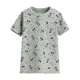 image of Lativ : 迪士尼系列印花T恤-30-童