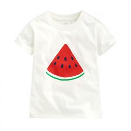 image of Lativ : 夏日西瓜印花T恤-Baby