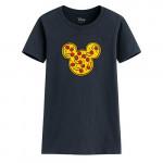 Lativ :迪士尼系列印花T恤-02-女