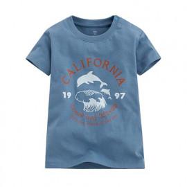 image of Lativ : 加州衝浪印花T恤-Baby