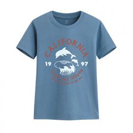 image of Lativ : 加州衝浪印花T恤-童