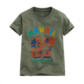 image of Lativ : 衝浪吧印花T恤-Baby