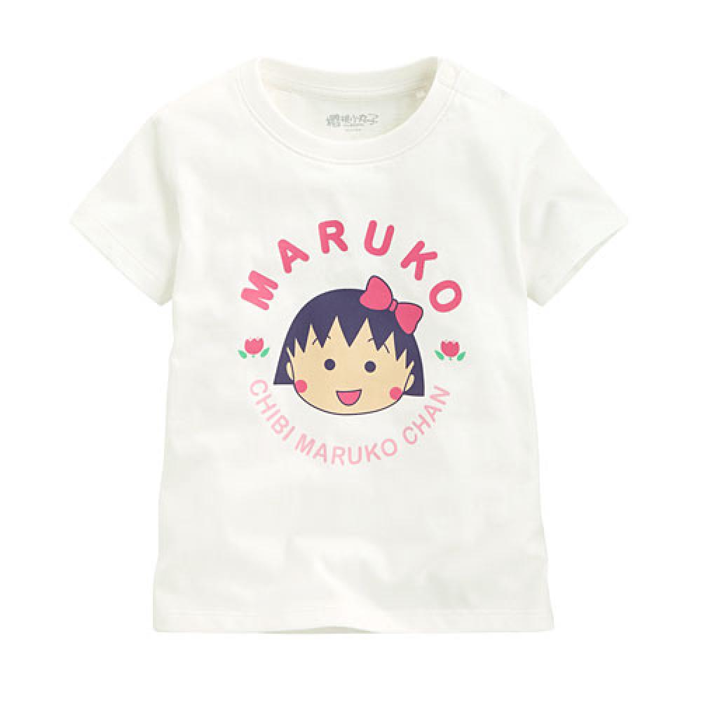 Lativ : 櫻桃小丸子印花T恤-07-Baby