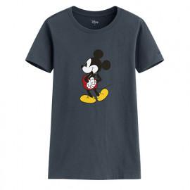 image of Lativ :迪士尼系列印花T恤-46-女