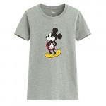 Lativ :迪士尼系列印花T恤-46-女
